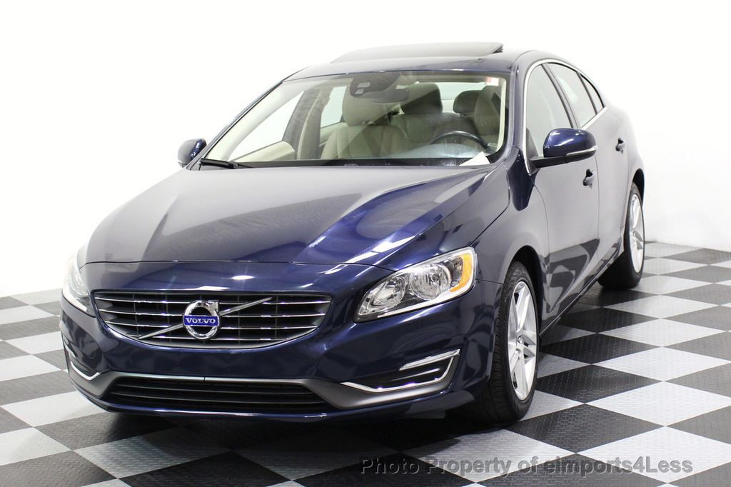 2015 Volvo S60 CERTIFIED S60 T5 Premier AWD CAMERA NAVIGATION - 17545789 - 41