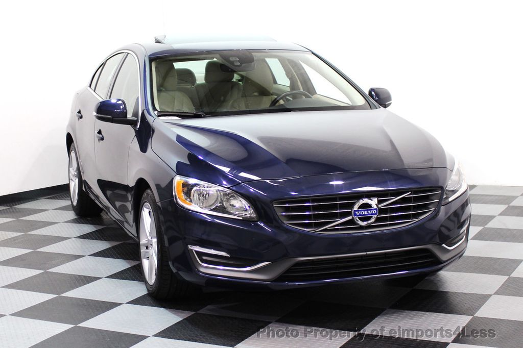 2015 Volvo S60 CERTIFIED S60 T5 Premier AWD CAMERA NAVIGATION - 17545789 - 42