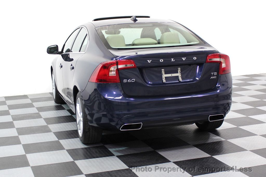 2015 Volvo S60 CERTIFIED S60 T5 Premier AWD CAMERA NAVIGATION - 17545789 - 43