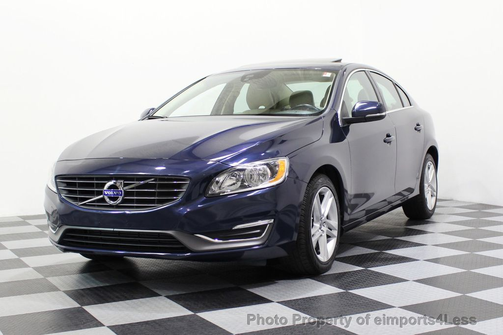 2015 Volvo S60 CERTIFIED S60 T5 Premier AWD CAMERA NAVIGATION - 17545789 - 45