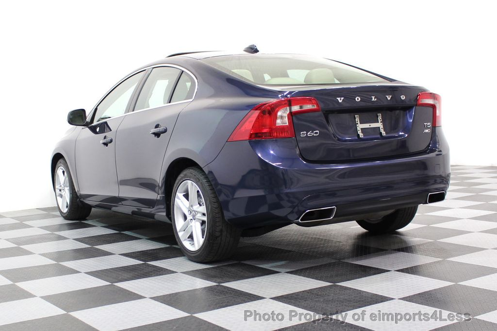 2015 Volvo S60 CERTIFIED S60 T5 Premier AWD CAMERA NAVIGATION - 17545789 - 46