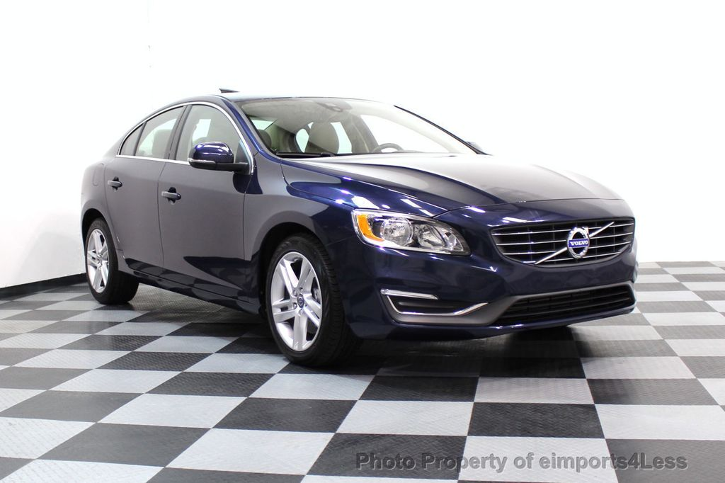 2015 Volvo S60 CERTIFIED S60 T5 Premier AWD CAMERA NAVIGATION - 17545789 - 48