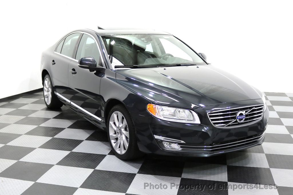 2015 Volvo S80 CERTIFIED S80 T6 AWD CAMERA BLIS NAVIGATION - 17759846 - 15