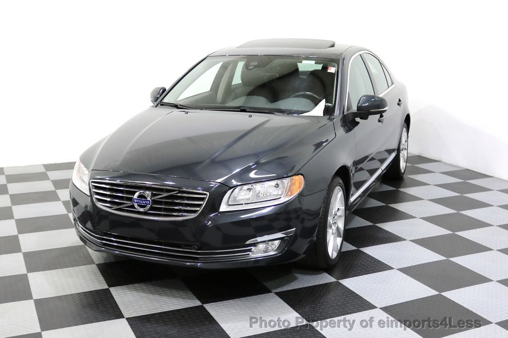 2015 used volvo s80 certified s80 t6 awd camera blis. Black Bedroom Furniture Sets. Home Design Ideas