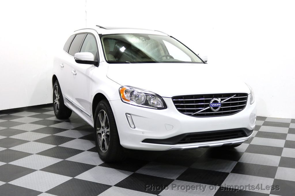 2015 Volvo XC60 CERTIFIED XC60 T6 AWD SUV Blind Spot NAVIGATION - 17759845 - 1