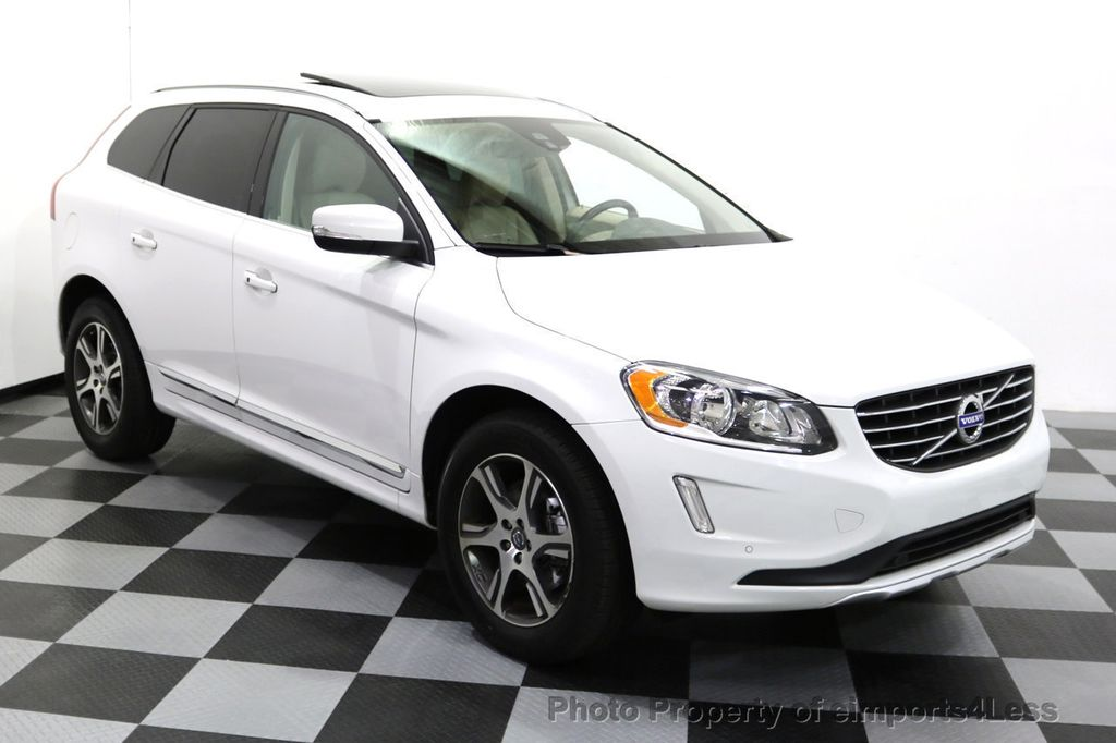 2015 Volvo XC60 CERTIFIED XC60 T6 AWD SUV Blind Spot NAVIGATION - 17759845 - 21