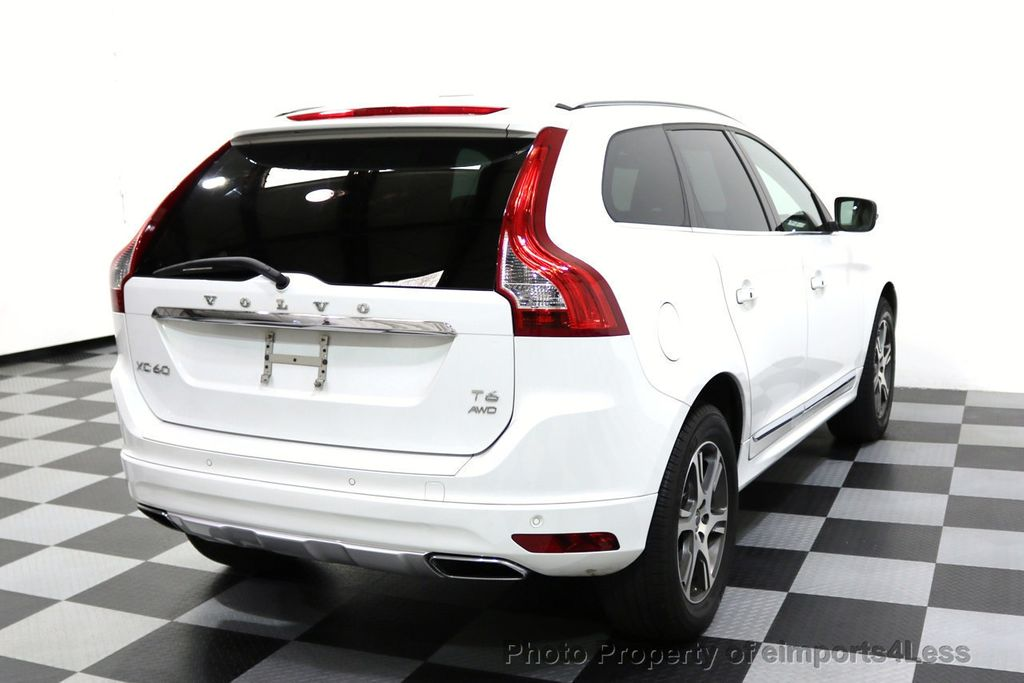 2015 Volvo XC60 CERTIFIED XC60 T6 AWD SUV Blind Spot NAVIGATION - 17759845 - 24