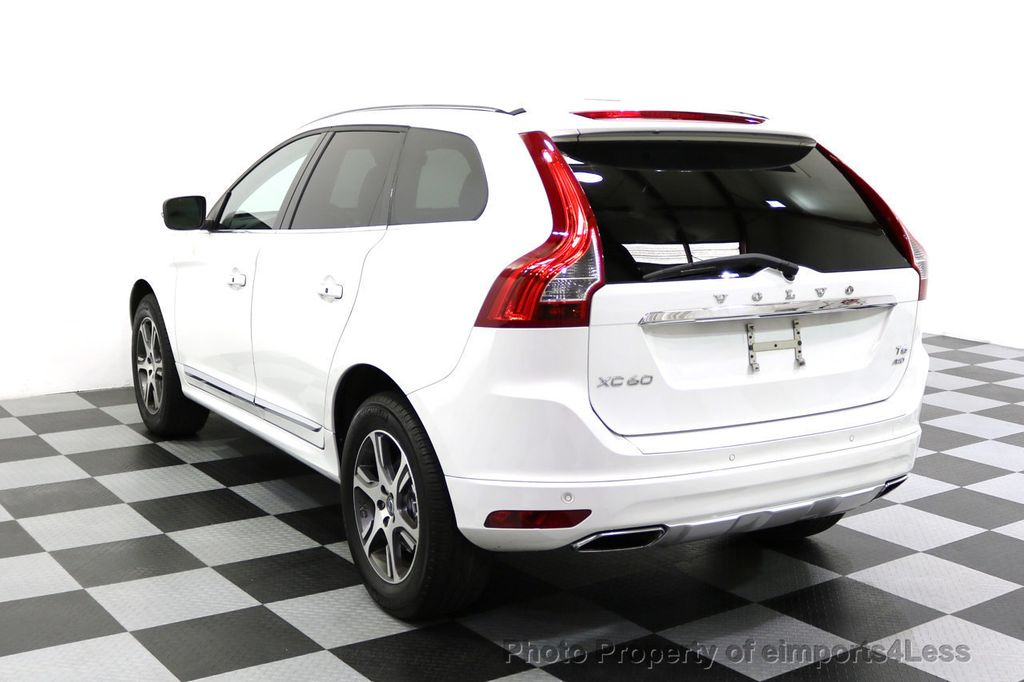 2015 Volvo XC60 CERTIFIED XC60 T6 AWD SUV Blind Spot NAVIGATION - 17759845 - 2