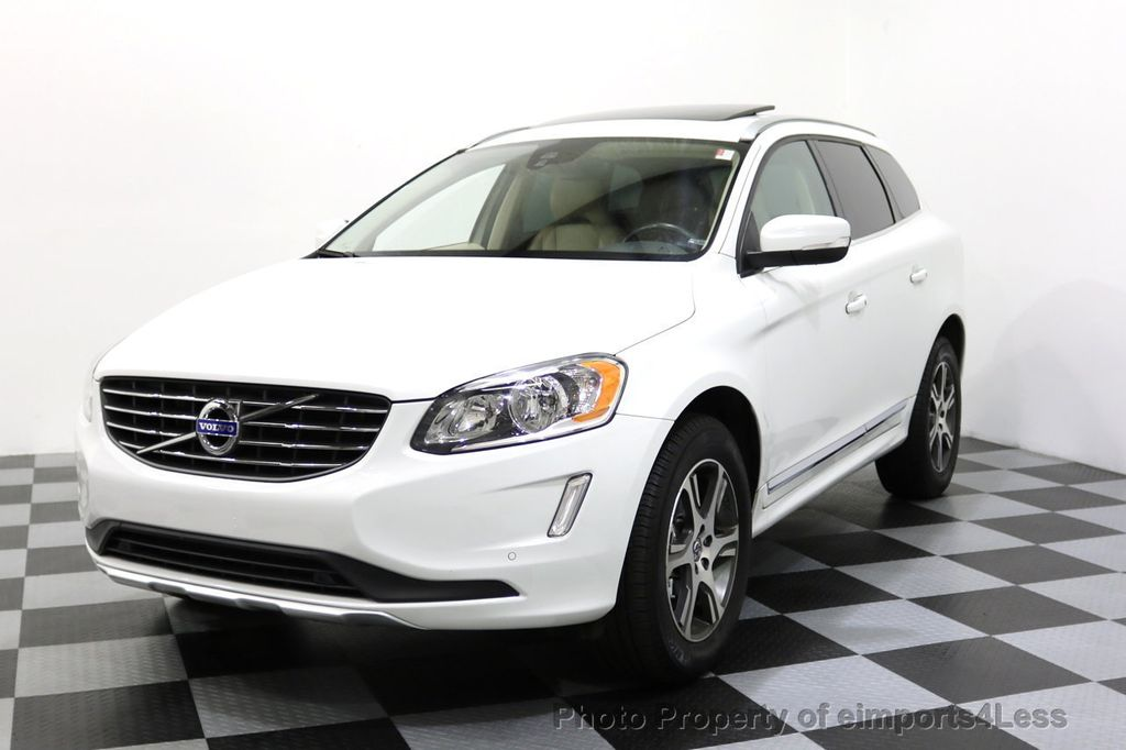 2015 Volvo XC60 CERTIFIED XC60 T6 AWD SUV Blind Spot NAVIGATION - 17759845 - 31