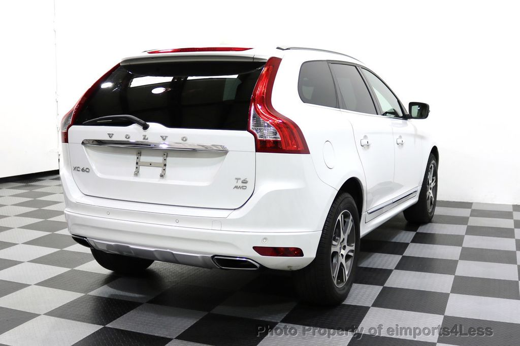 2015 Volvo XC60 CERTIFIED XC60 T6 AWD SUV Blind Spot NAVIGATION - 17759845 - 35