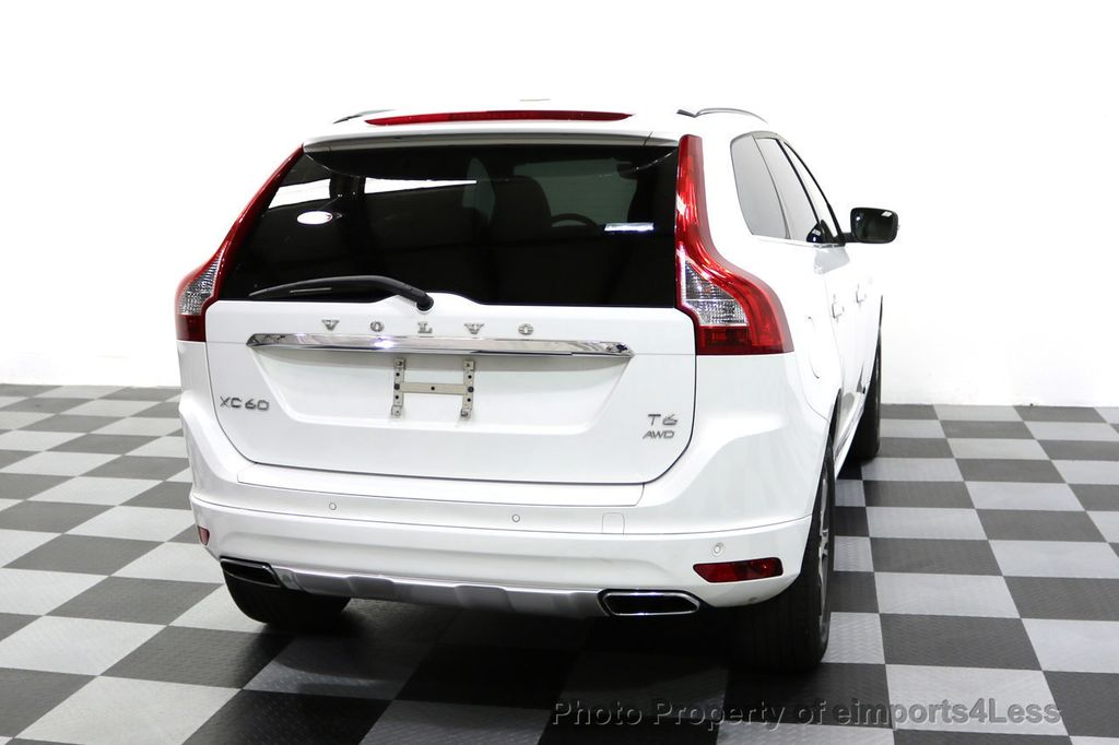 2015 Volvo XC60 CERTIFIED XC60 T6 AWD SUV Blind Spot NAVIGATION - 17759845 - 3