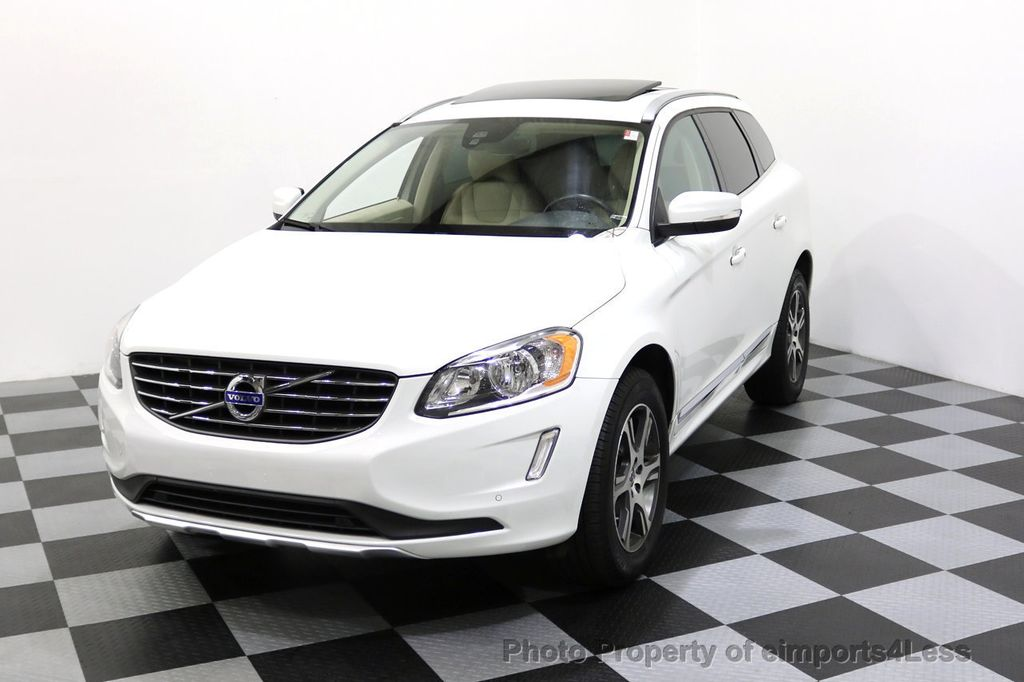 2015 Volvo XC60 CERTIFIED XC60 T6 AWD SUV Blind Spot NAVIGATION - 17759845 - 43