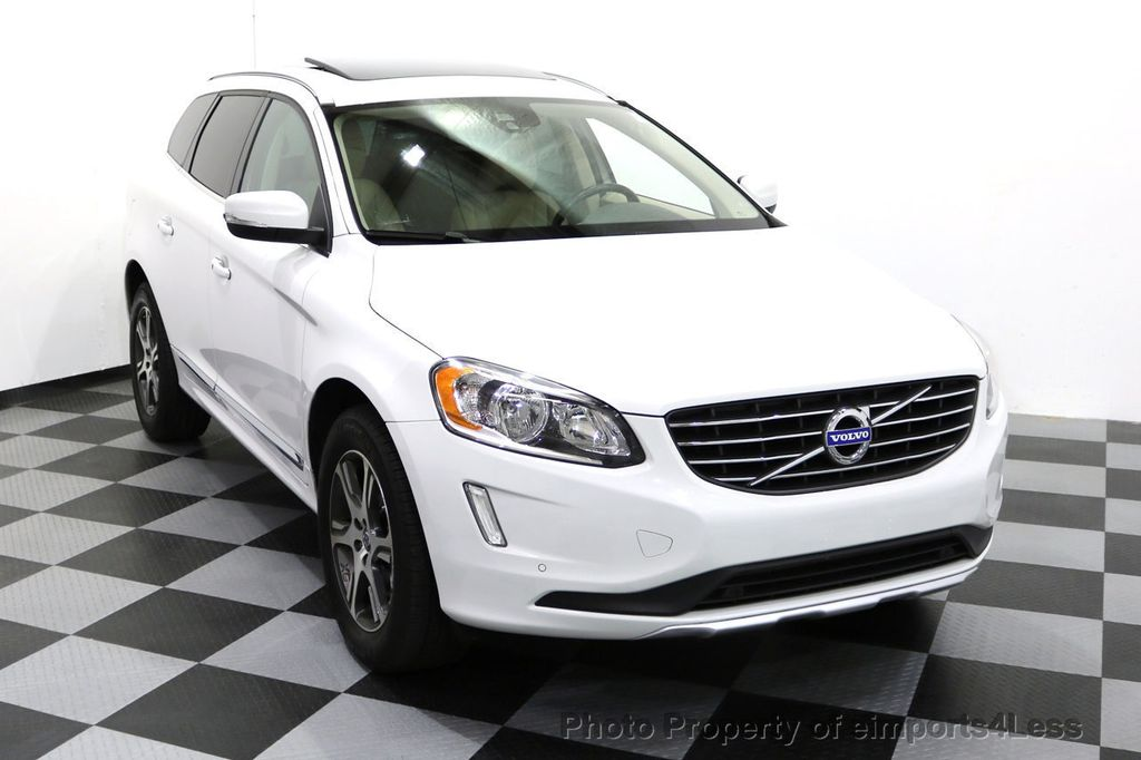 2015 Volvo XC60 CERTIFIED XC60 T6 AWD SUV Blind Spot NAVIGATION - 17759845 - 45