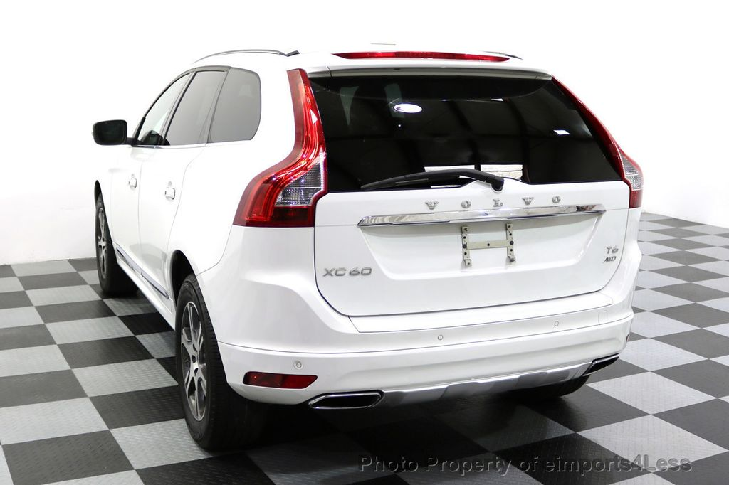 2015 Volvo XC60 CERTIFIED XC60 T6 AWD SUV Blind Spot NAVIGATION - 17759845 - 46