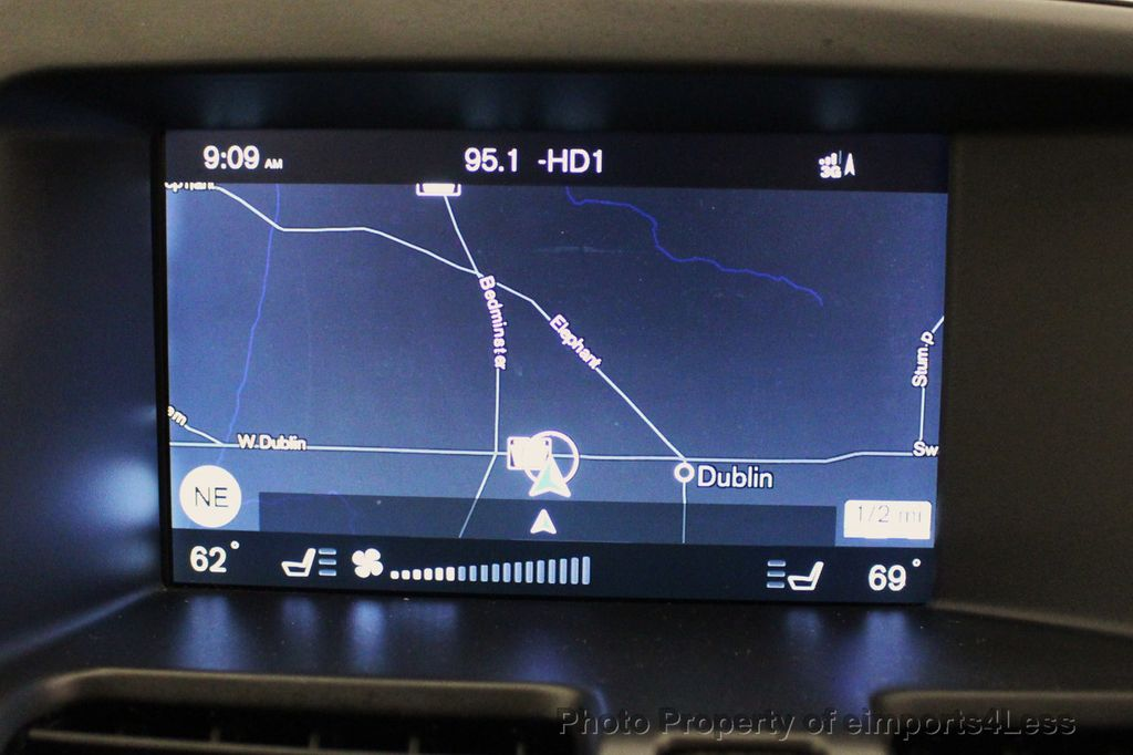 2015 Volvo XC60 CERTIFIED XC60 T6 AWD SUV Blind Spot NAVIGATION - 17759845 - 4