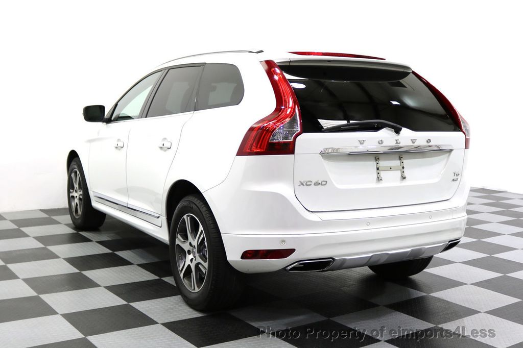 2015 Volvo XC60 CERTIFIED XC60 T6 AWD SUV Blind Spot NAVIGATION - 17759845 - 52