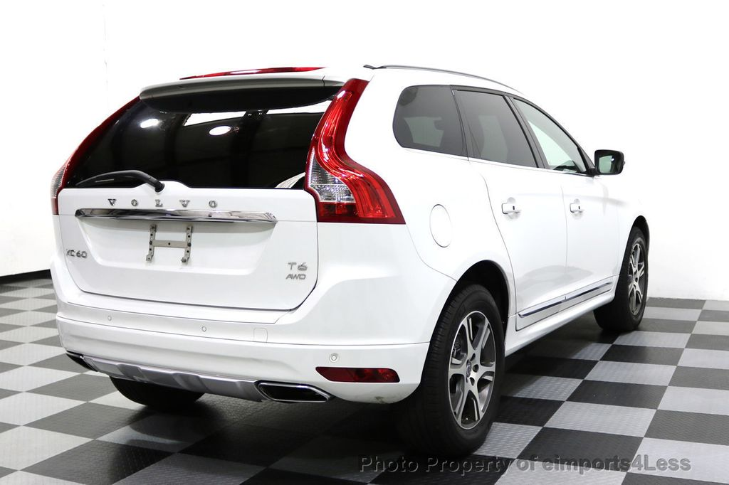 2015 Volvo XC60 CERTIFIED XC60 T6 AWD SUV Blind Spot NAVIGATION - 17759845 - 53