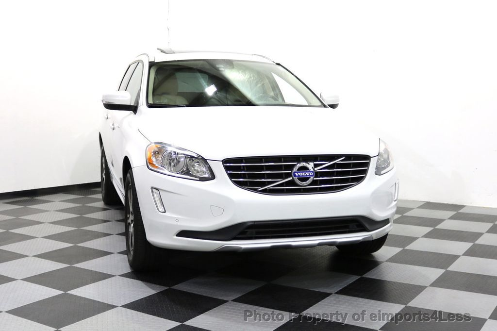 2015 Volvo XC60 CERTIFIED XC60 T6 AWD SUV Blind Spot NAVIGATION - 17759845 - 54