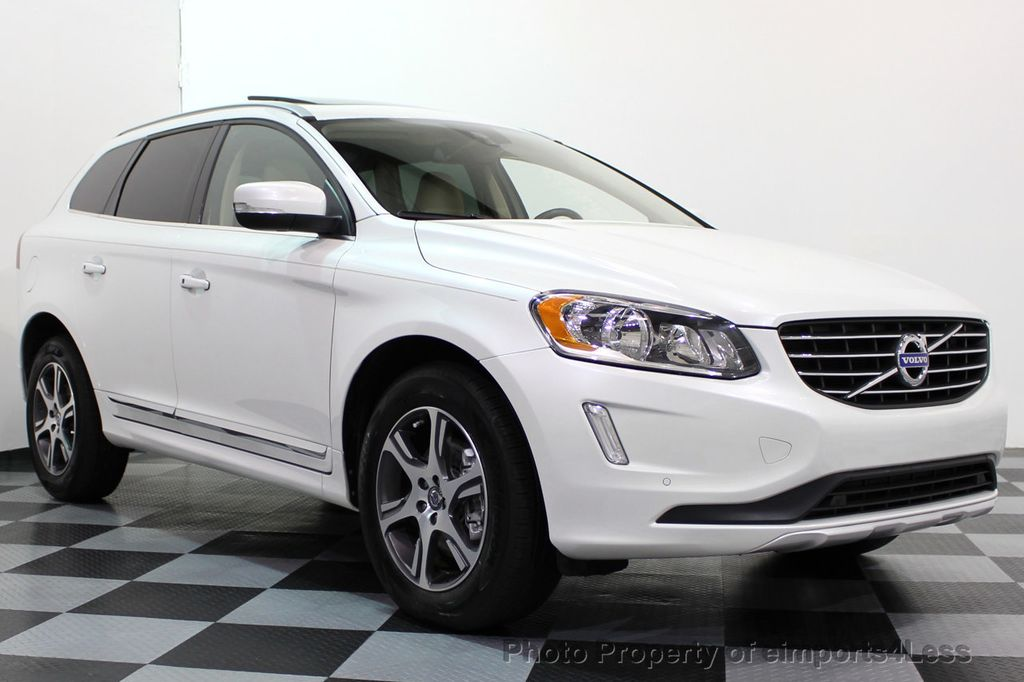 Wonderful 2015 Volvo XC60 CERTIFIED XC60 T6 PLATINUM AWD NAVIGATION   16668668   14