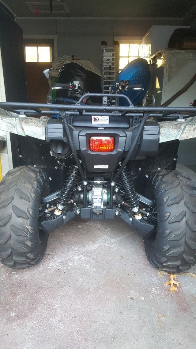 2015 Yamaha Grizzly 550 - 16981679 - 1
