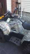 2015 Yamaha Grizzly 550 - 16981679 - 2