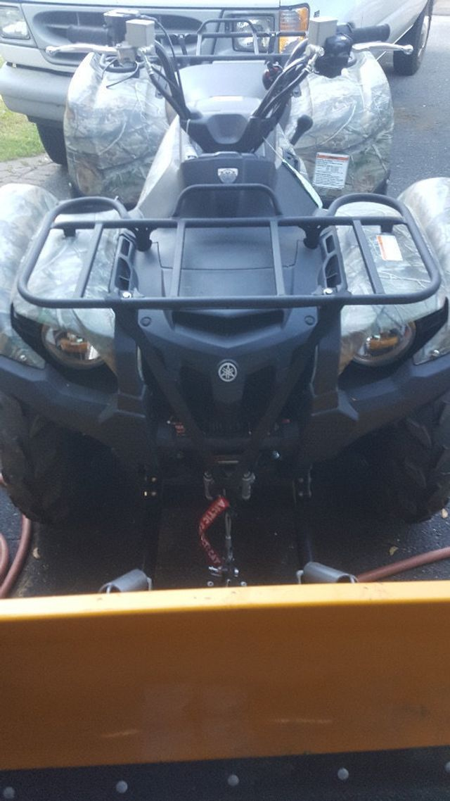 2015 Yamaha Grizzly 550 - 16981679 - 3