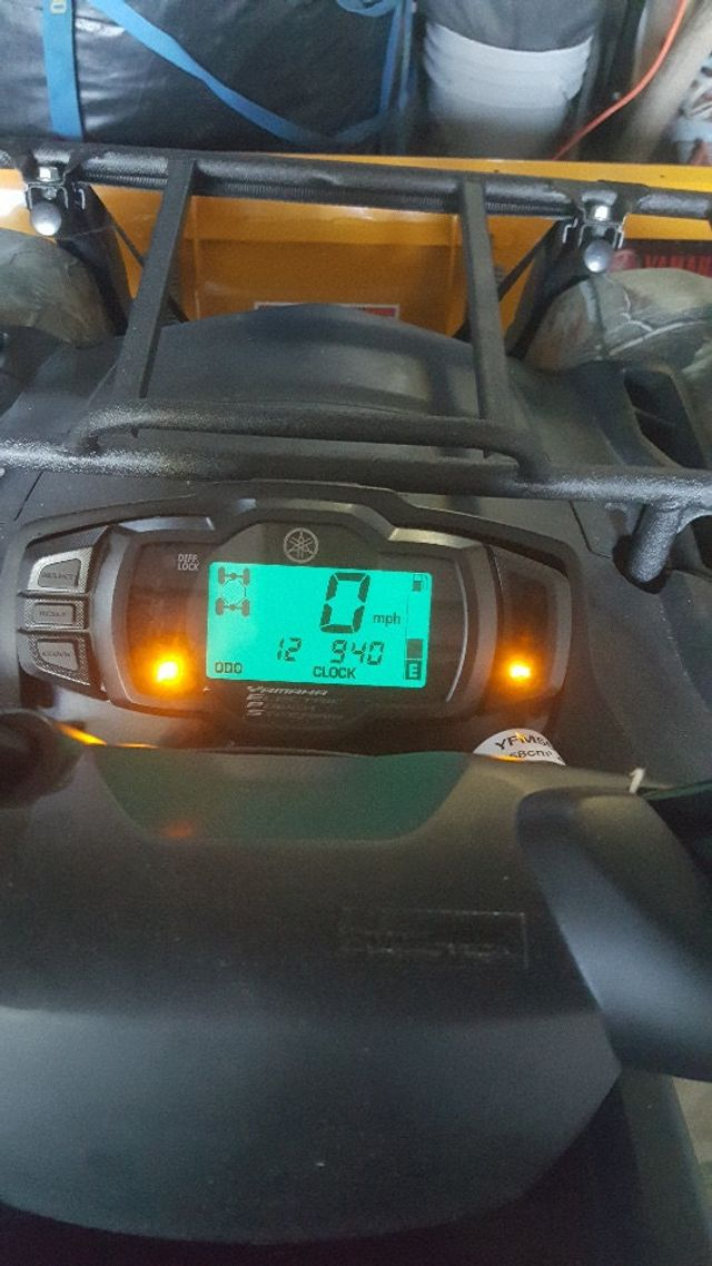 2015 Yamaha Grizzly 550 - 16981679 - 4