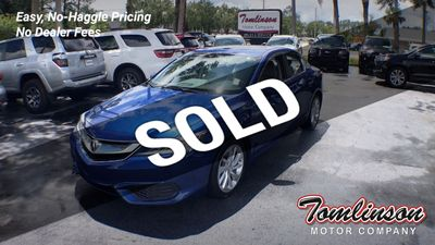 Acura Of Gainesville >> Used Acura At Tomlinson Motor Company Serving Gainesville
