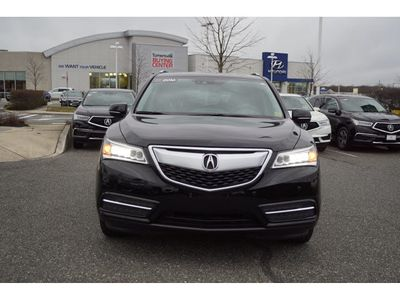 2016 Acura MDX 3.5L SH-AWD w/Advance & Entertainment Pkgs SUV - Click to see full-size photo viewer