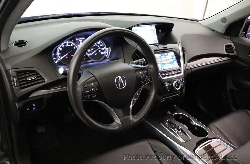 2016 Acura MDX CERTIFIED MDX SH-AWD ACURAWATCH TECH ENT 7 PASS - 18499012 - 31