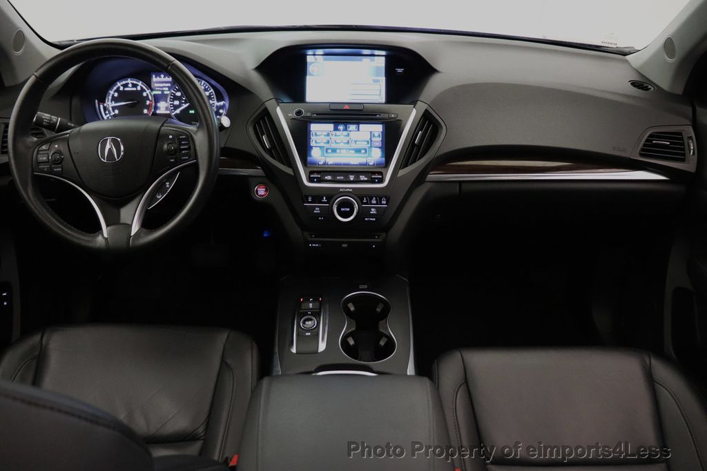 2016 Acura MDX CERTIFIED MDX SH-AWD ACURAWATCH TECH ENT 7 PASS - 18499012 - 32
