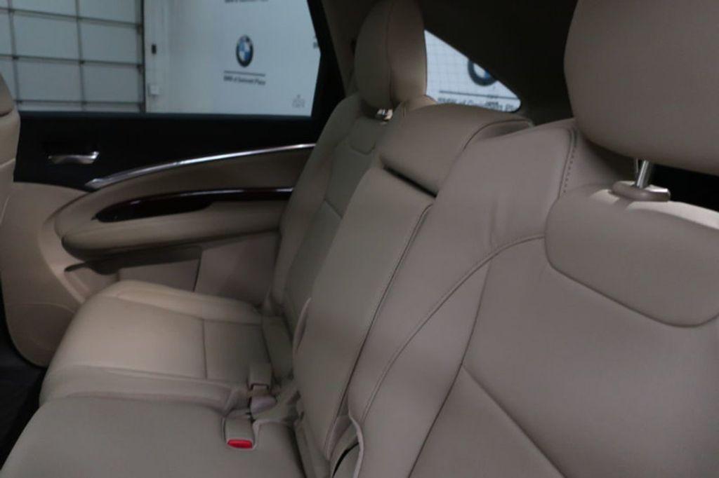 2016 Acura MDX SH-AWD 4dr w/AcuraWatch Plus - 17360197 - 25