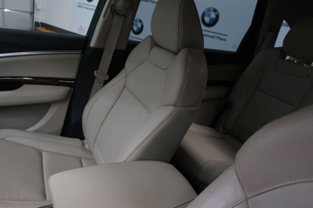 2016 Acura MDX SH-AWD 4dr w/AcuraWatch Plus - 17360197 - 33