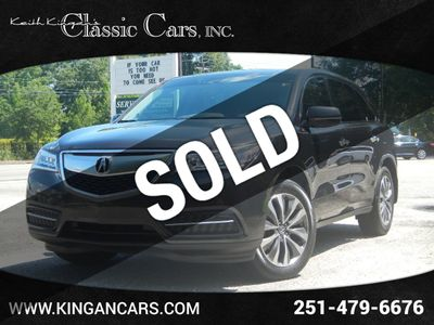 2016 Acura MDX SH-AWD 4dr w/Tech - Click to see full-size photo viewer