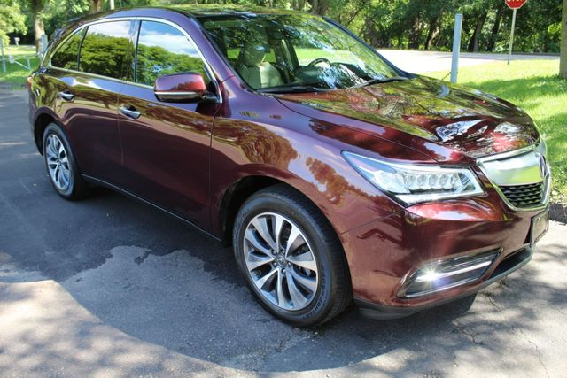 2016 Acura MDX TECHNOLOGY WATCH PLUS NAVIGATION, AWD NEW TIRES
