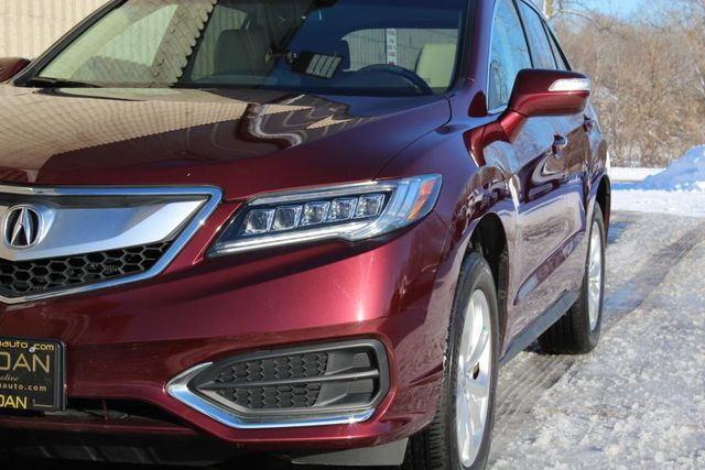 2016 Acura RDX TECHNOLOGY NAVIGATION AWD - Click to see full-size photo viewer