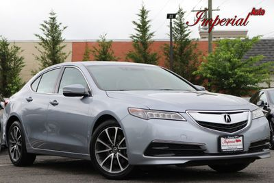 2016 Acura TLX 4dr Sedan FWD V6 Tech