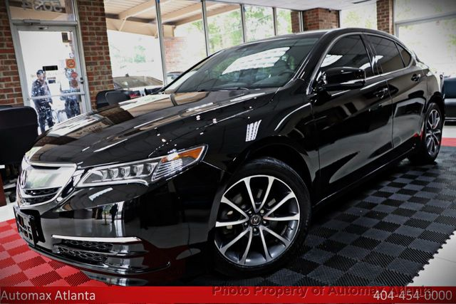 2016 Acura Tl >> 2016 Used Acura Tlx Technology Package At Automax Atlanta Serving Lilburn Ga Iid 19356089