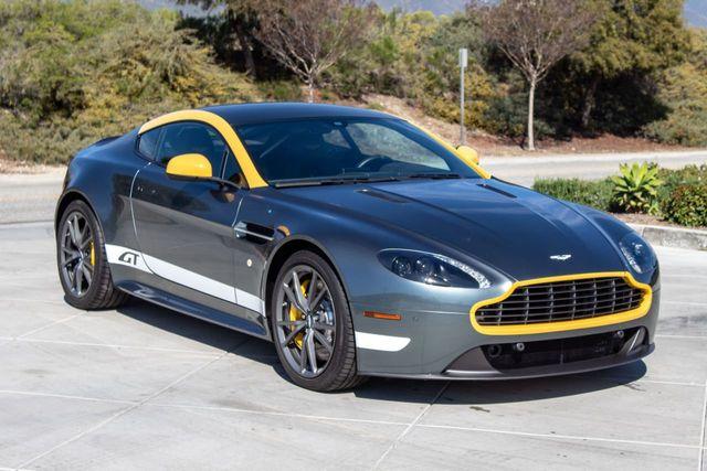 Aston Martin Used >> Used Aston Martin V8 Vantage At Cnc Motors Inc Serving Upland Ca