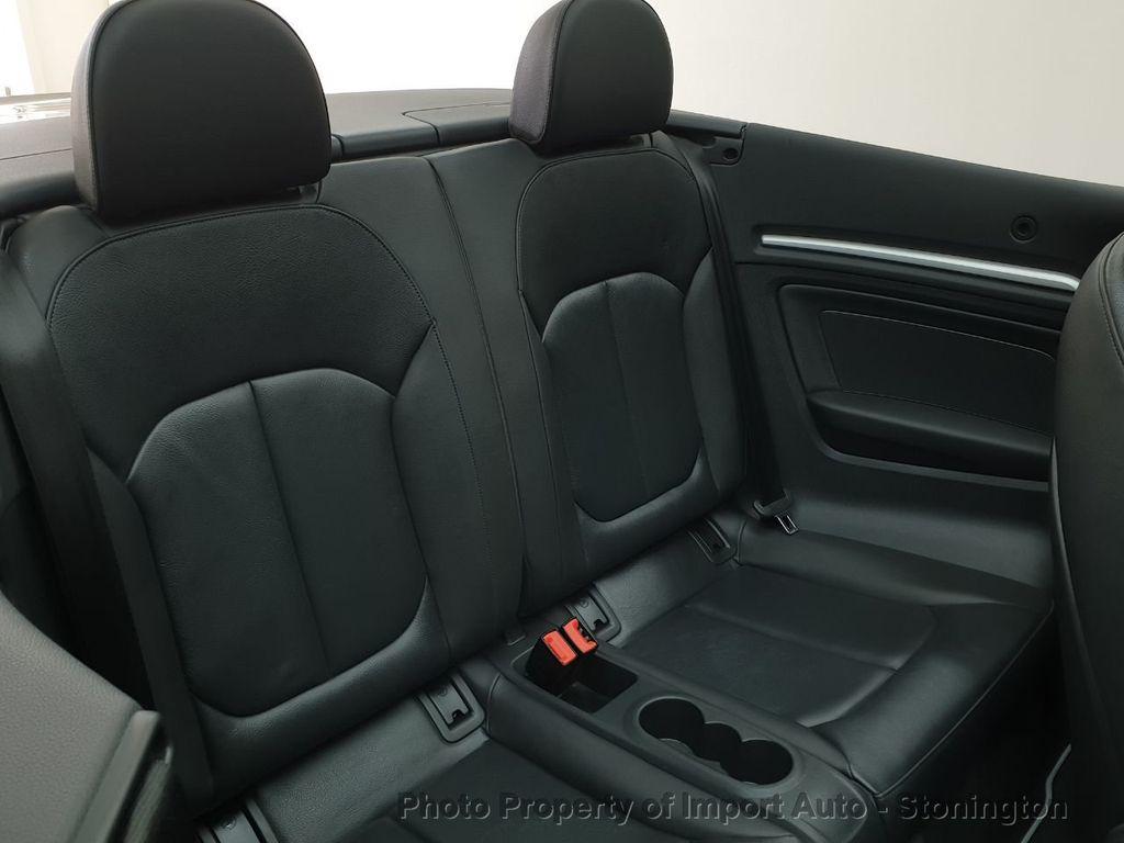2016 Audi A3 2dr Cabriolet quattro 2.0T Premium - 18256866 - 11