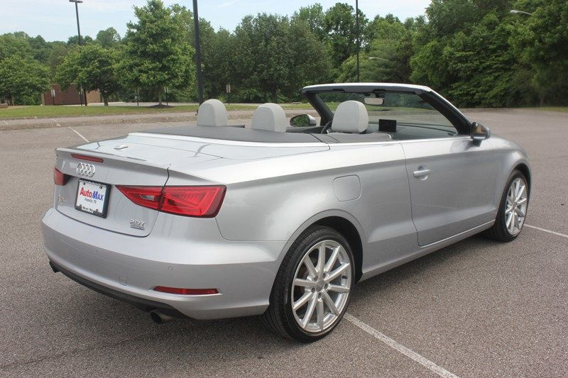 2016 Used Audi A3 2dr Cabriolet quattro 2 0T Premium Plus at Auto Max Mount  Juliet Serving Mt  Juliet, Murfreesboro and Cool Springs, TN, IID 18962606
