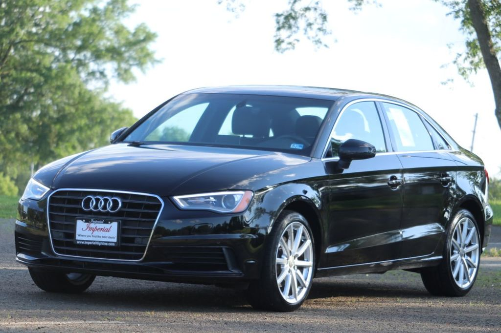 2016 Audi A3 4dr Sedan FWD 1.8T Premium Plus - 18957630 - 2
