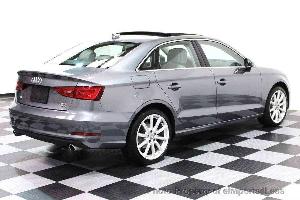 2016 used audi a3 certified a3 quattro premium plus awd camera nav at eimports4less. Black Bedroom Furniture Sets. Home Design Ideas