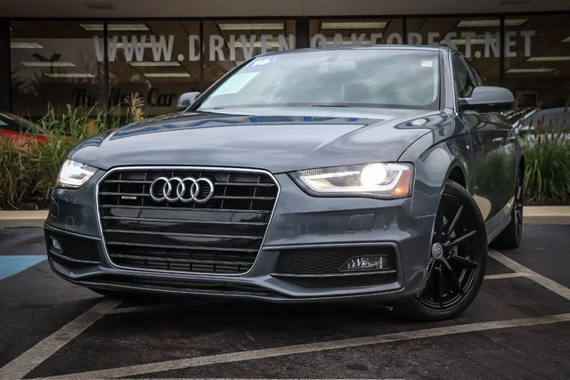Used Audi A4 at Driven Auto Of Oak Forest, IL