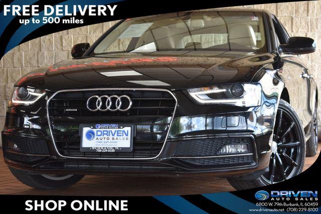 2016 Audi A4 2.0 T Premium >> 2016 Used Audi A4 4dr Sedan Automatic Quattro 2 0t Premium Plus At Driven Auto Sales Serving Burbank Il Iid 18985488