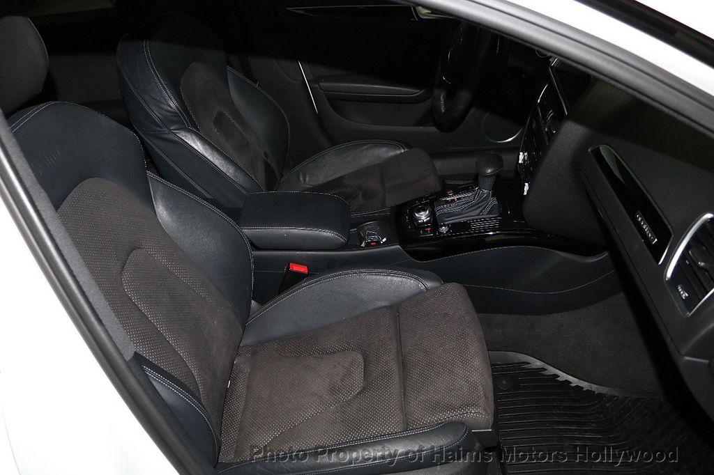 2016 Audi A4 4dr Sedan Automatic quattro 2.0T Premium Plus - 18283244 - 14