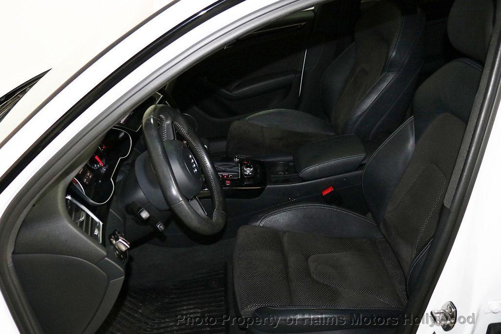 2016 Audi A4 4dr Sedan Automatic quattro 2.0T Premium Plus - 18283244 - 17