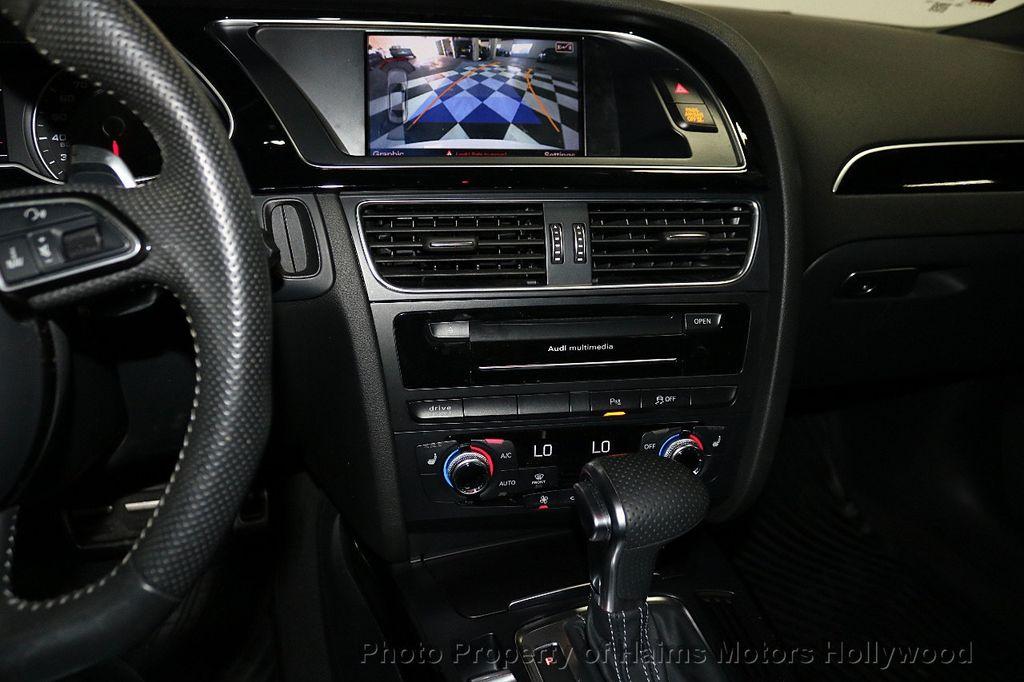 2016 Audi A4 4dr Sedan Automatic quattro 2.0T Premium Plus - 18283244 - 20