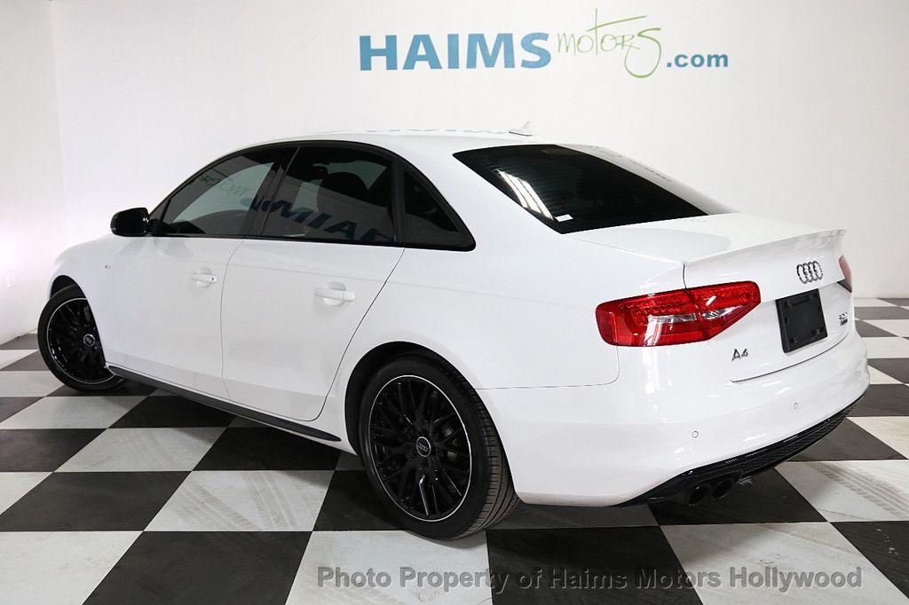 2016 Audi A4 4dr Sedan Automatic quattro 2.0T Premium Plus - 18283244 - 4