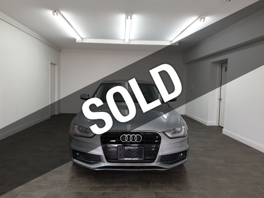 2016 Audi A4 4dr Sedan Automatic quattro 2.0T Premium Plus - 18528137 - 0